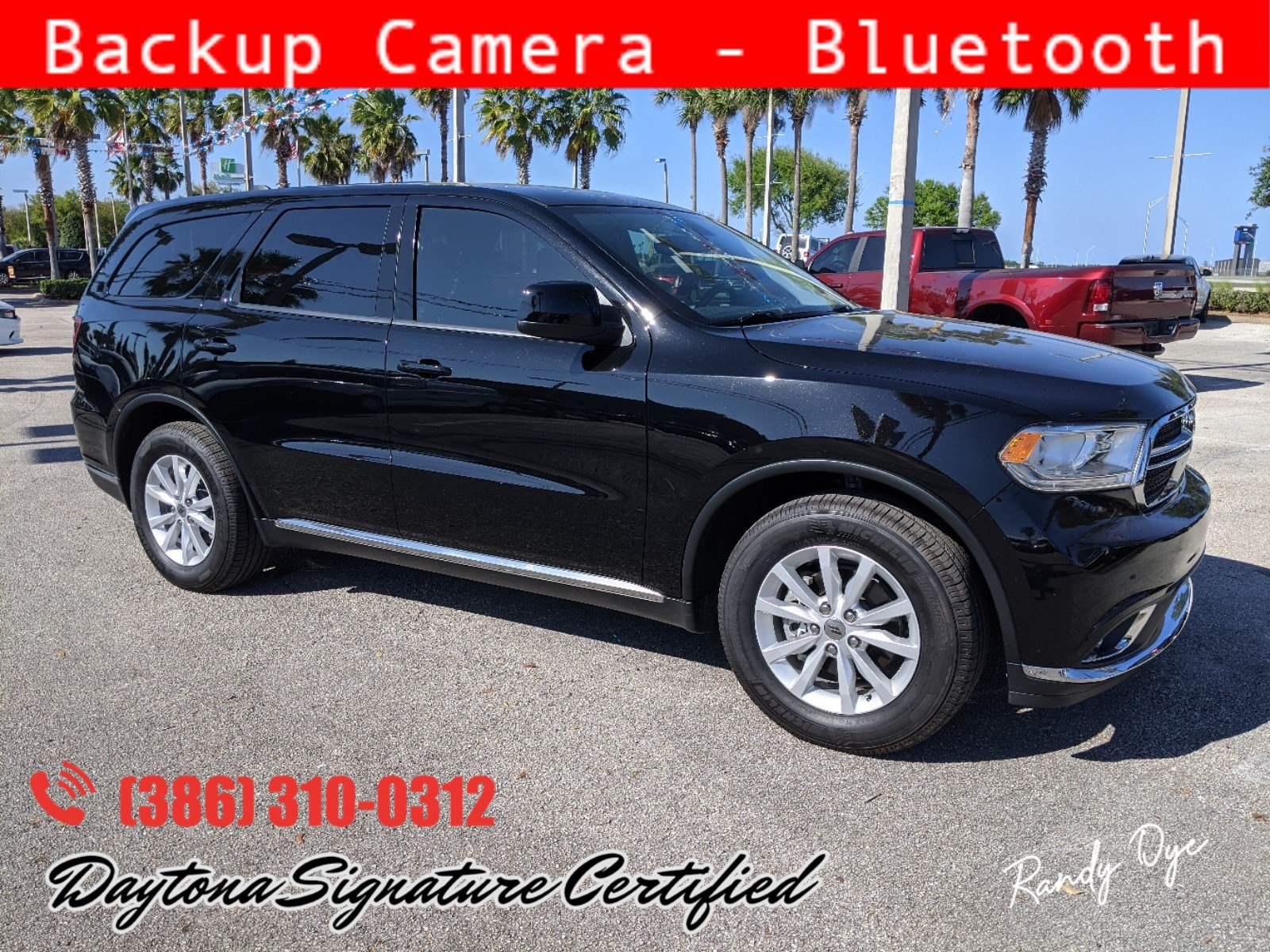 Certified Pre-Owned 2019 Dodge Durango SXT