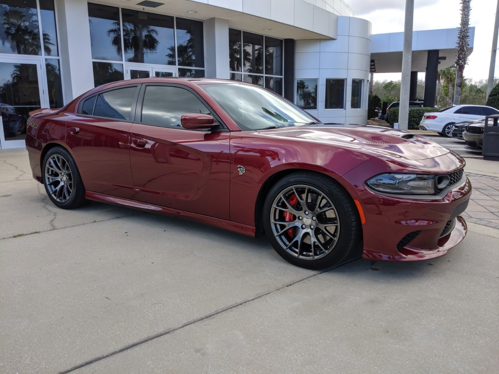 Pre-Owned 2019 Dodge Charger SRT Hellcat