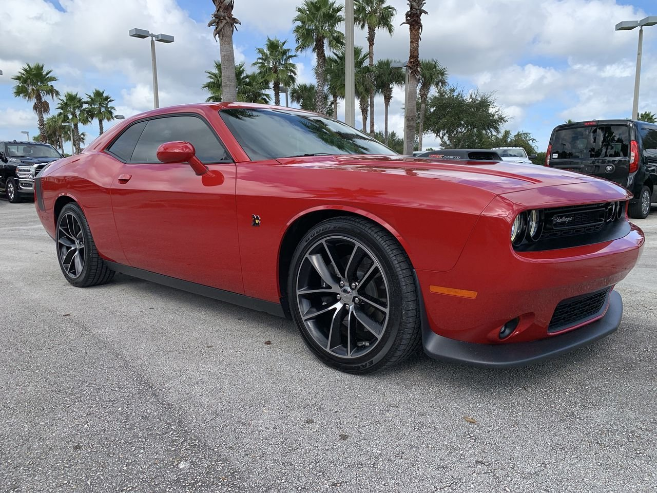 Certified Pre-Owned 2016 Dodge Challenger 392 Hemi Scat Pack Shaker
