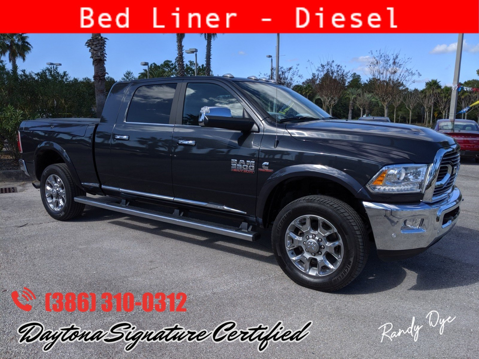 Certified Pre-Owned 2018 Ram 3500 Limited