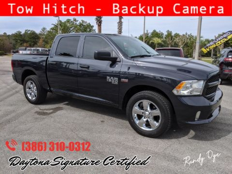 Certified Pre-Owned 2019 Ram 1500 Classic Express