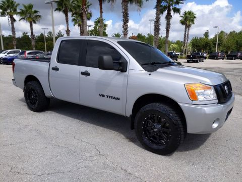 Pre-Owned 2012 Nissan Titan S