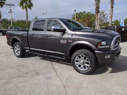 Certified Pre-Owned 2018 Ram 2500 Limited