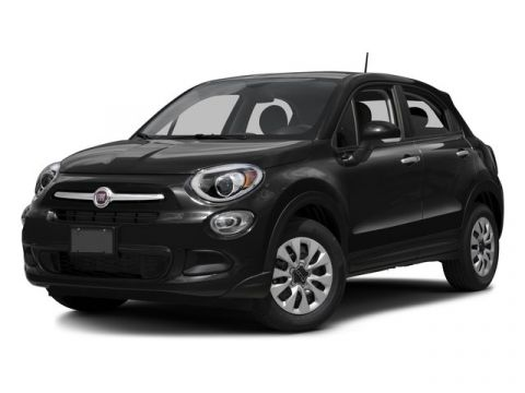 PRE-OWNED 2016 FIAT 500X TREKKING PLUS FWD SUV
