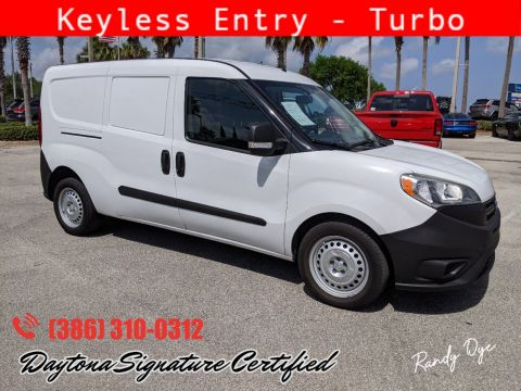 Certified Pre-Owned 2016 Ram ProMaster City Cargo Van Tradesman